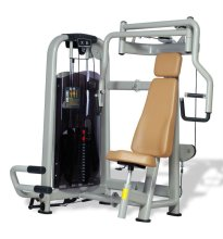 fitness bodybuilding equipment / Gym Equipment Seated Shoulder Press (XR01) for professional gym use