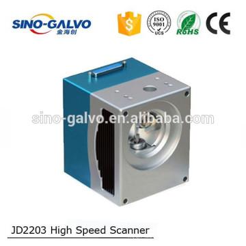Sino-Galvo 532nm 405nm scanner 2D galvo / cabeça de digitalização