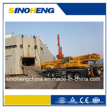 Heavy Construction Equipment Machinery XCMG Mobile Crane Qy25k-II