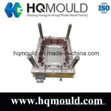 Molde plástico da mercadoria da ferramenta da injeção da cesta de alta qualidade dos electrodomésticos