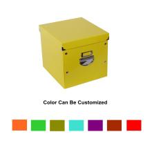 Caixas de armazenamento de papel organizador de roupas dobráveis APEX