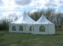 Pagoda Tent 5x5m, 6x6m (BR-PG-05)