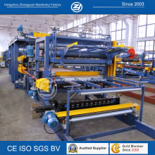 Máquina formadora de rolo de linha de painel sanduíche EPS