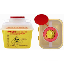 Plastic Medical Disposable 7.0L Sharp Container