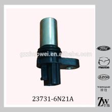 Sensor auto de mejor precio 23731-6N21A Bosch Sensor de posición del cigüeñal