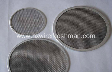 Stainless Steel Woven Wire Mesh Filters