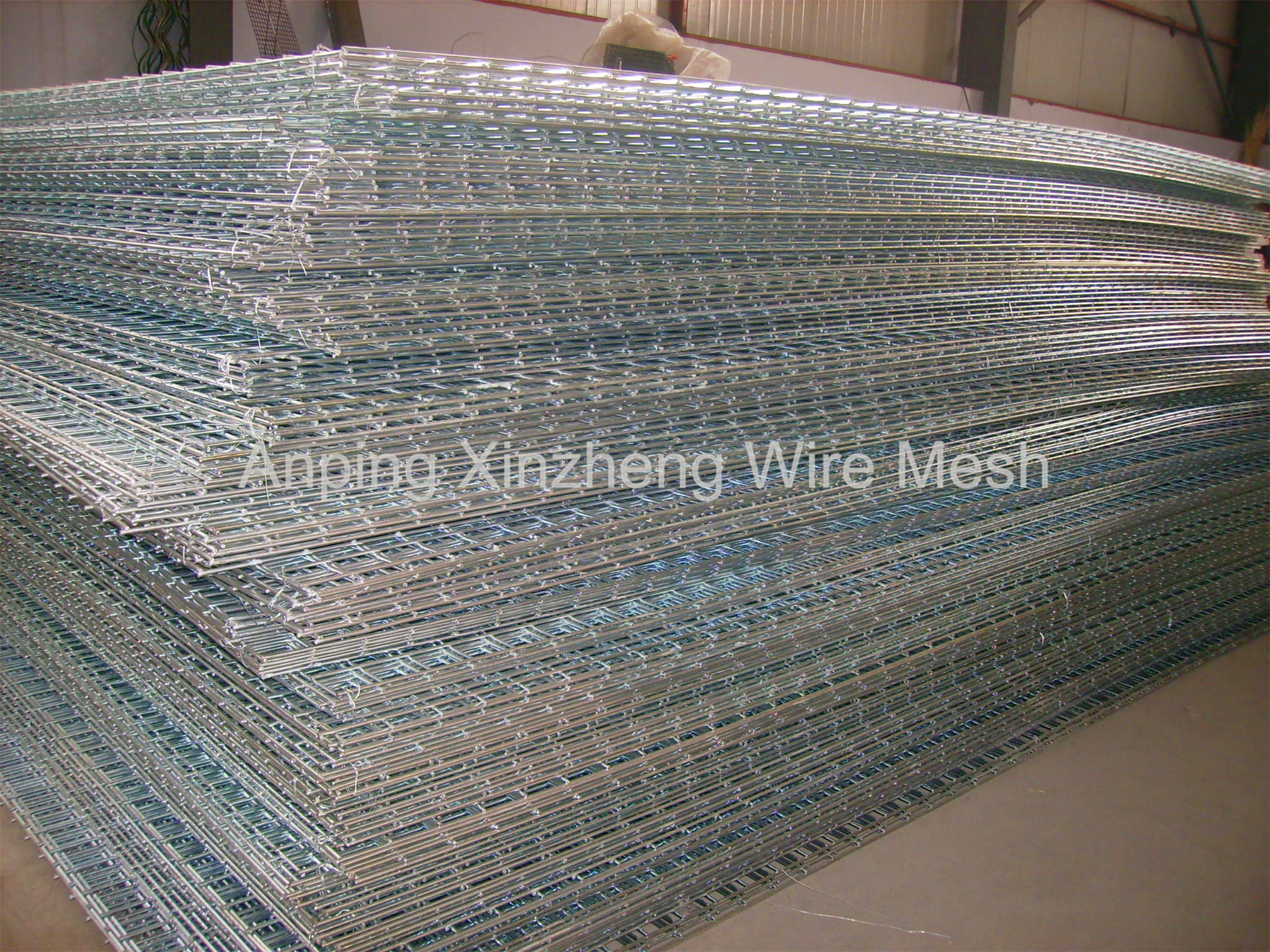 GI Welded Mesh Fencing