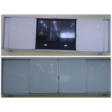 Lb-0318 Sliding Chalkboard with Promotion