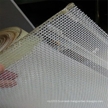 PET mesh polyester plain weave wire mesh fabric