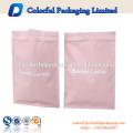 customized resealable aluminum foil mini sachet pouch