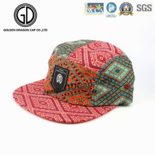 2016 Coloré Grande Conception À La Mode Chapeau Cool Camper Snapback Cap