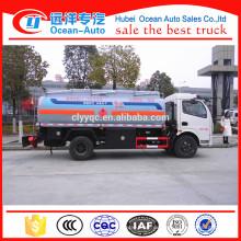 Neu 2016 Dongfeng 8 CBM Fuel Tanker Preise 3856 CC Für Verkauf