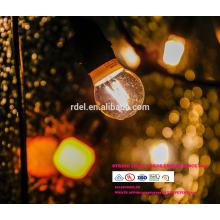 SLT-196 Rainproof vacances de mariage intérieur décoration de Noël RGB LED guirlandes