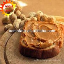 Biscoito de amendoim crocante e quente para o café da manhã