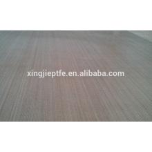 China proveedor ventas ptfe revestimiento ptfe tejido de fibra de vidrio recubierto