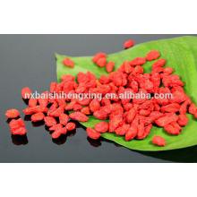 Ningxia zhongning Wolfberry Import Goji Beeren Bulk Verpackung
