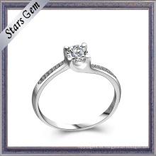Precio al por mayor Steling Silver Fashiong Ring