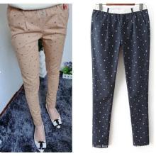Jeans de las mujeres de la manera de la llegada de la venta caliente de la alta calidad del OEM