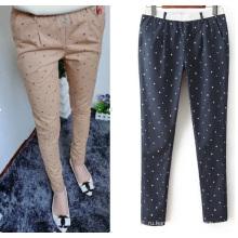 Женщин способа прибытия высокого качества горячего сбывания нового джинсыов прибытия