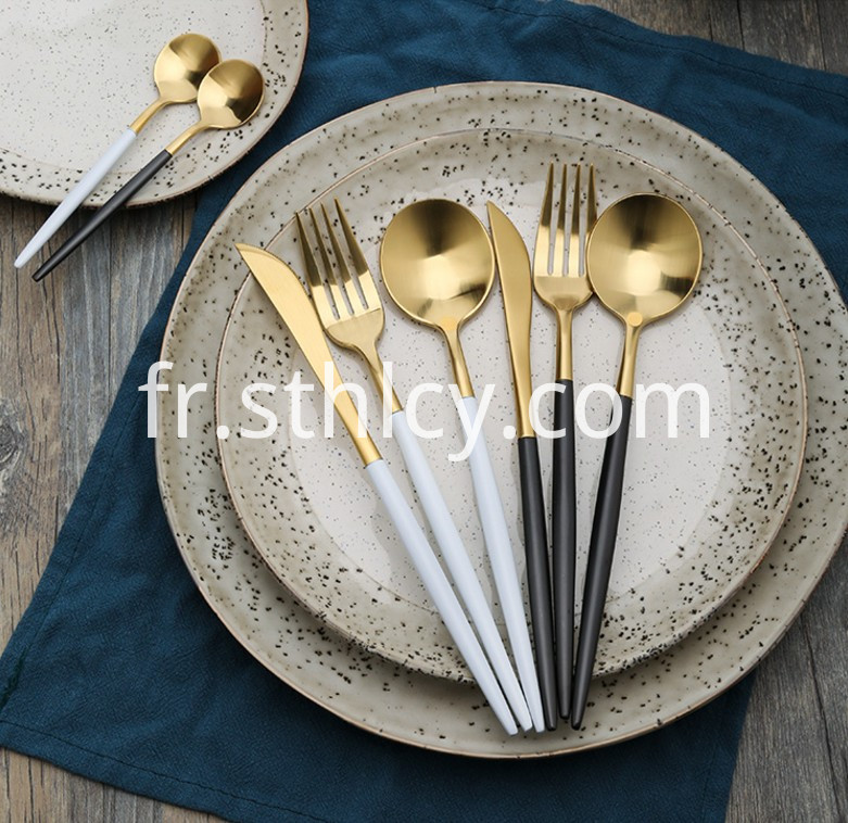 titanium-gold-forks-spoon-stainless-steel-cutlery (2)