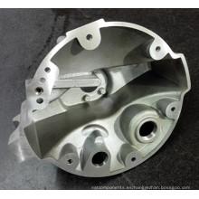 Fundición de arena de aluminio OEM utilizada en el generador