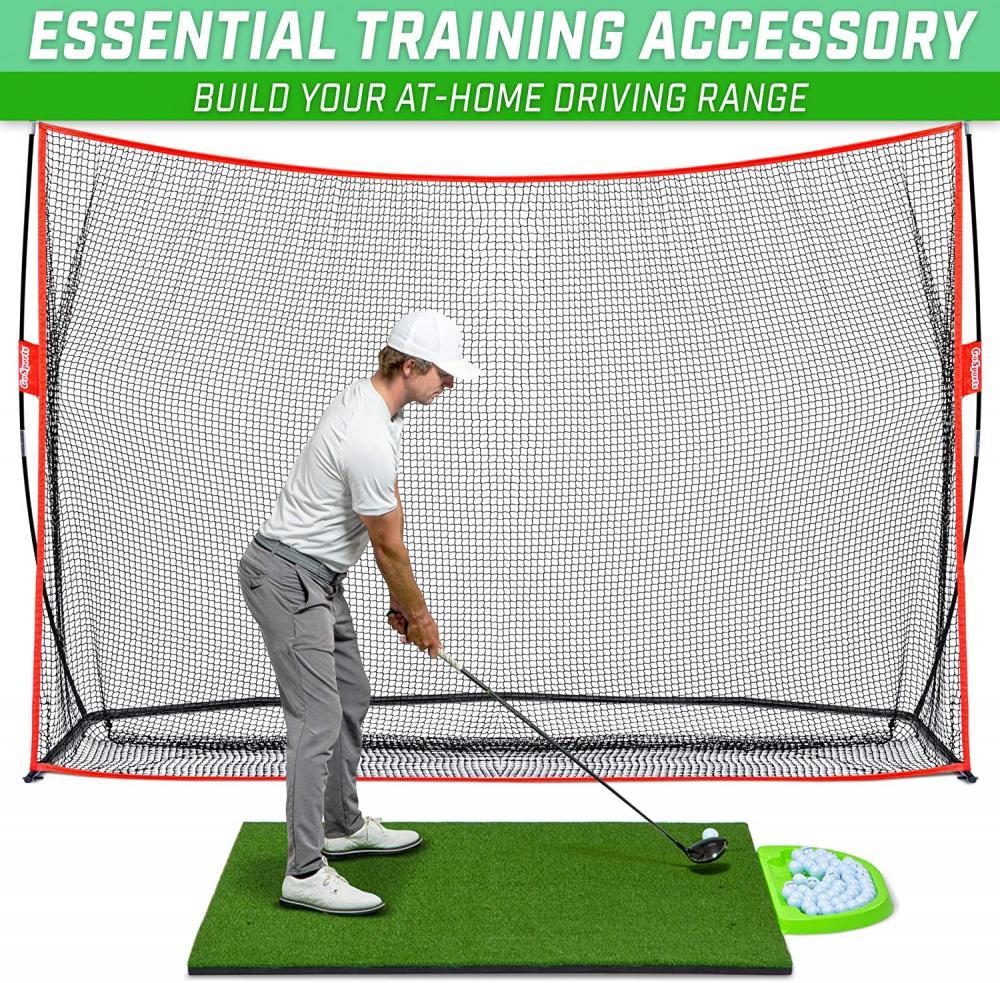 Golf Mat And Net
