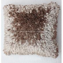 Verschiedene Design-Teppich-Kissen