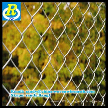 Fábrica, jardim, beira, cadeia, ligação, cerca