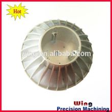 Custom made die casting Magnesium lamp cup