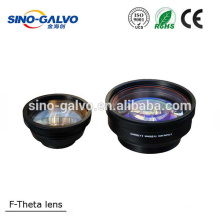 CO2 Scan lens for laser marking