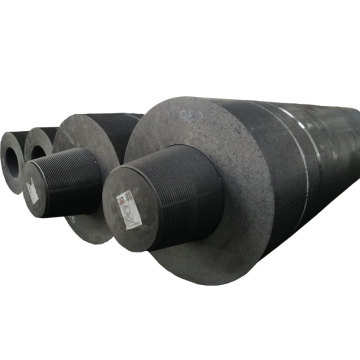 Supply 600mm UHP Graphite Electrodes with Nipples