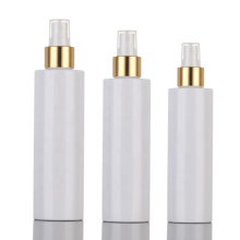 120ml High Grade White Pet Cosmetic Bottle