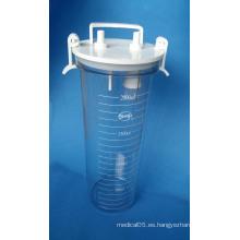 Bidón para recolección de grasa de 2 litros