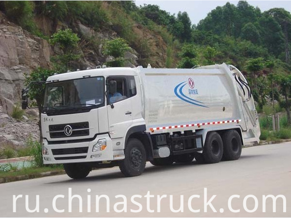 20Ton refuse collection truck