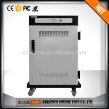 2017 ZMEZME ipad / laptop / tablet carrinho de carregamento / armário / carrinho no escritório / mobiliário escolar