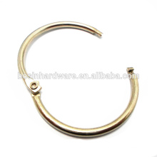 Art- und Weisequalitäts-Metallbriefpapier-Ring-Ring