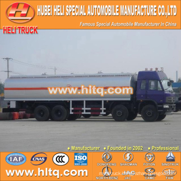 DONGFENG 8X4 fuel truck 30000L good quality hot sale for sale