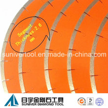 Diamond Saw Blade for Marble Cutting (SUMSB)