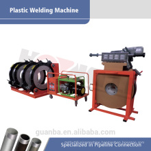 Hydraulic Automatic Plastics Pipes Welding Machines