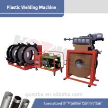 Máquinas de solda de tubos de plásticos automáticos hidráulicos