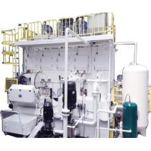 The aluminium automatic washer