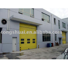 high speed rolling shutter PVC door