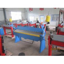 Freio de mão, máquina de dobra manual da chapa metálica (WH06- 2.0X2040)