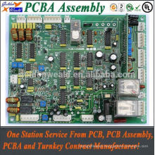 pcba clone sensor pcb assembly printed circuit board with immersion gold pcba oem