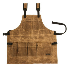 Readywares Waxed Canvas Utility Waxed Canvas Apron