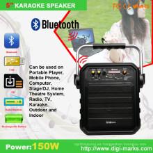 Altavoz portátil inalámbrico de alta calidad de alta calidad de Bluetooth del mini