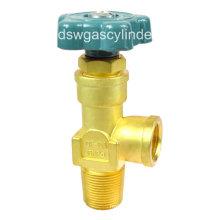 Válvula de gás de cilindro de amônia
