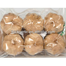 100% Organic Black Garlic