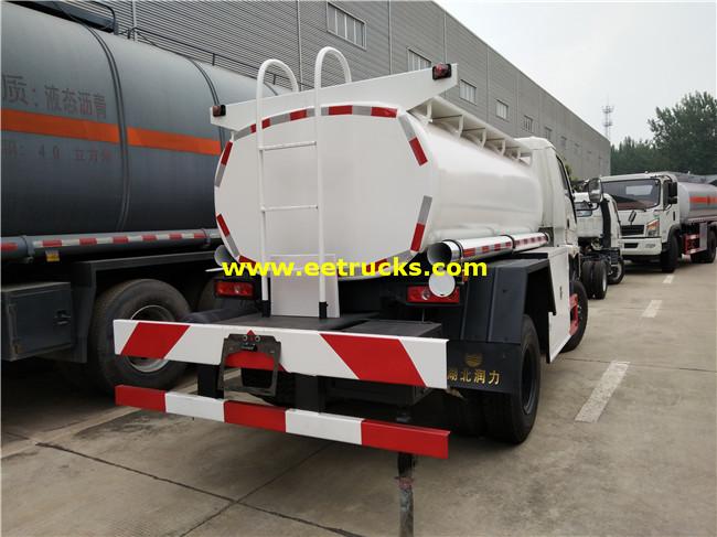 5 CBM Oil Tank Trucks