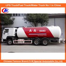 Planta de gás do LPG de 10tons 20m2 mini que reenche o caminhão do rabo cortado